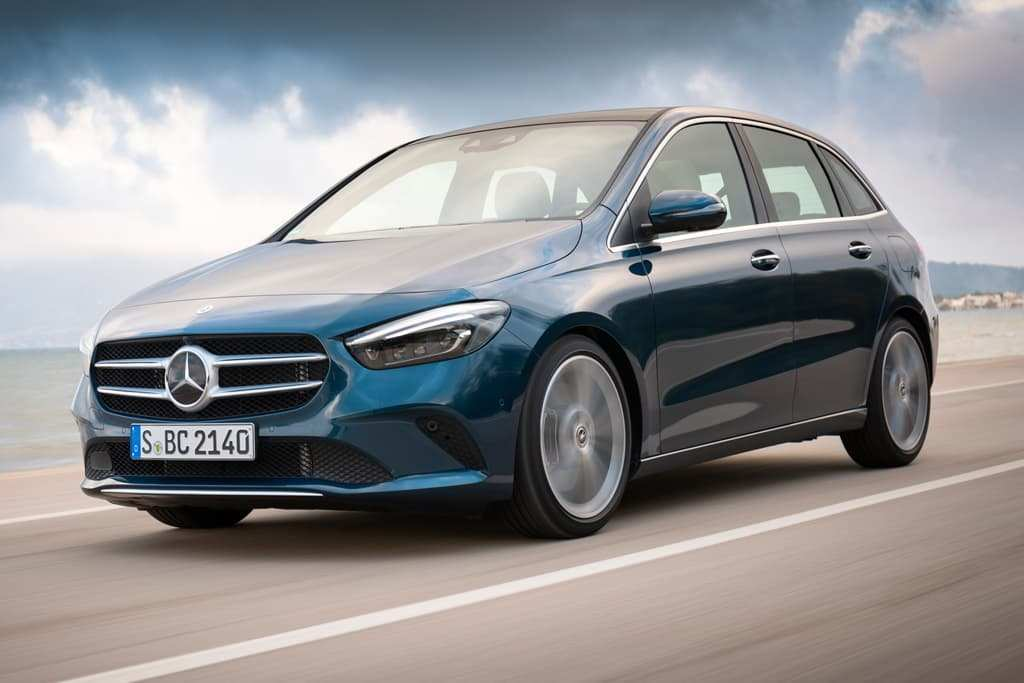 13 All New Best Mercedes Benz B Klasse 2019 Interior Exterior And Review Review for Best Mercedes Benz B Klasse 2019 Interior Exterior And Review