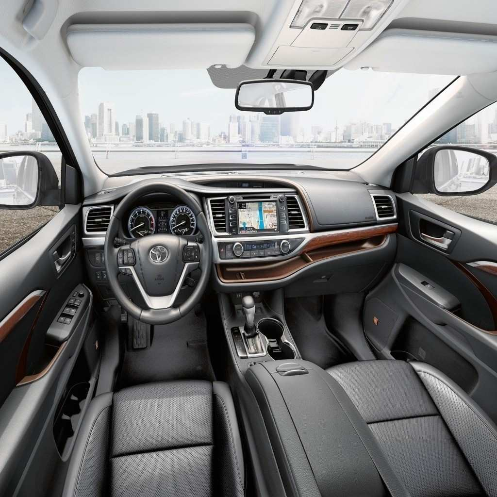 13 All New Highlander Toyota 2019 Interior Review Specs And Release Date Redesign for Highlander Toyota 2019 Interior Review Specs And Release Date