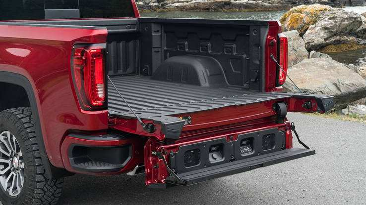 13 All New Tailgate On 2019 Gmc Sierra First Drive Style with Tailgate On 2019 Gmc Sierra First Drive