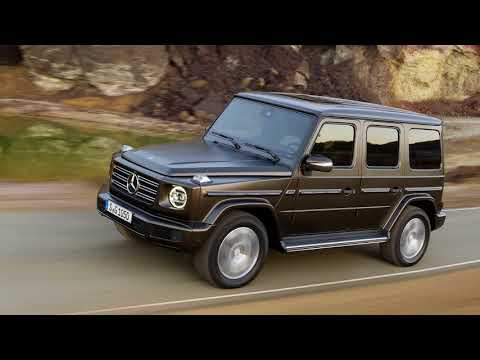 13 All New The Mercedes G 2019 Review Interior Price and Review with The Mercedes G 2019 Review Interior
