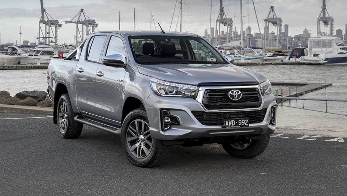 13 Best Review Best Toyota Hilux 2019 Facelift Concept Spesification by Best Toyota Hilux 2019 Facelift Concept