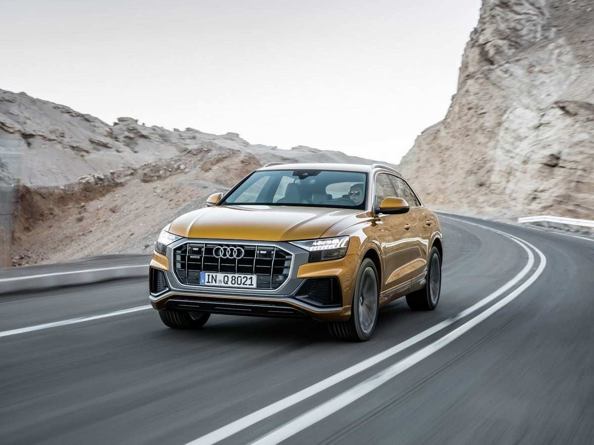 13 Best Review The 2019 Audi X7 Performance And New Engine First Drive with The 2019 Audi X7 Performance And New Engine