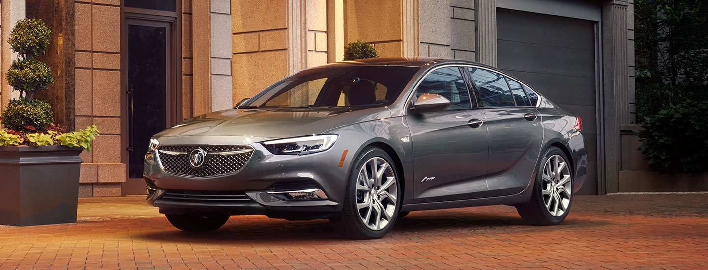 13 Concept of 2019 Buick Regal Avenir First Drive New Concept for 2019 Buick Regal Avenir First Drive