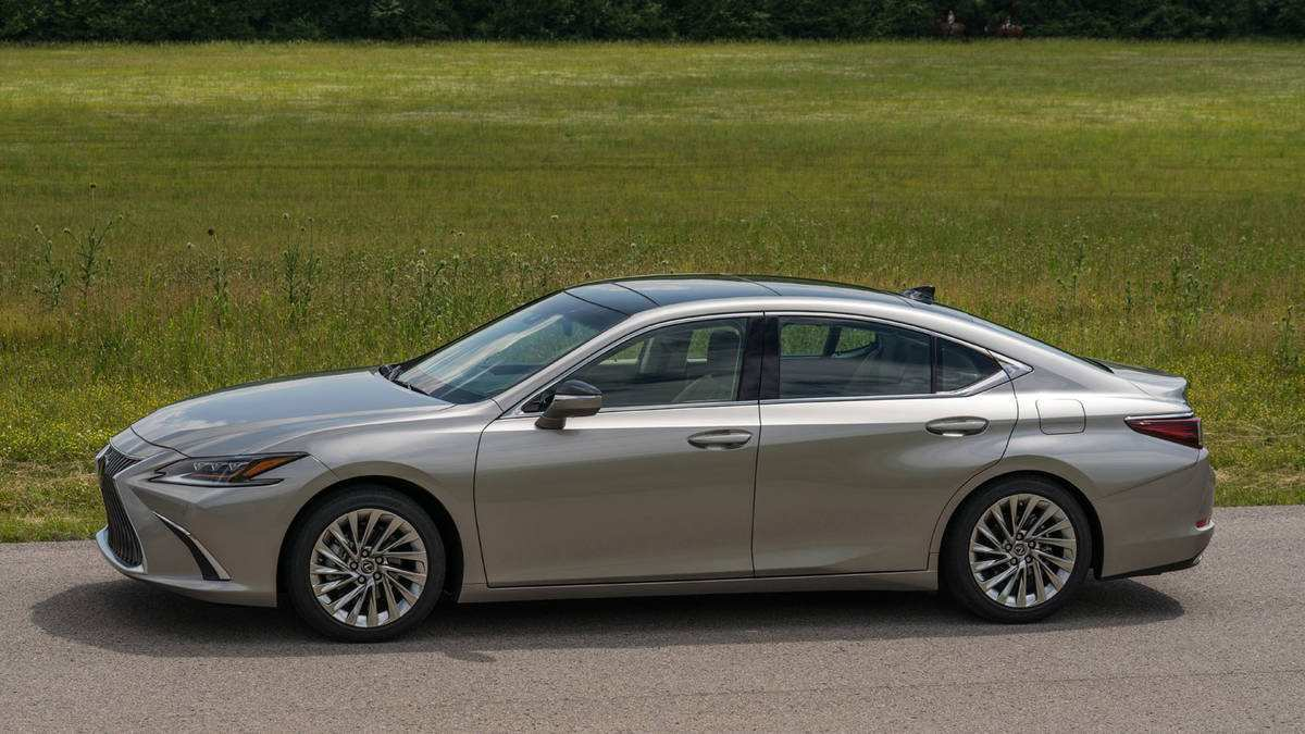 13 Concept of 2019 Lexus Es Hybrid Rumors Price by 2019 Lexus Es Hybrid Rumors
