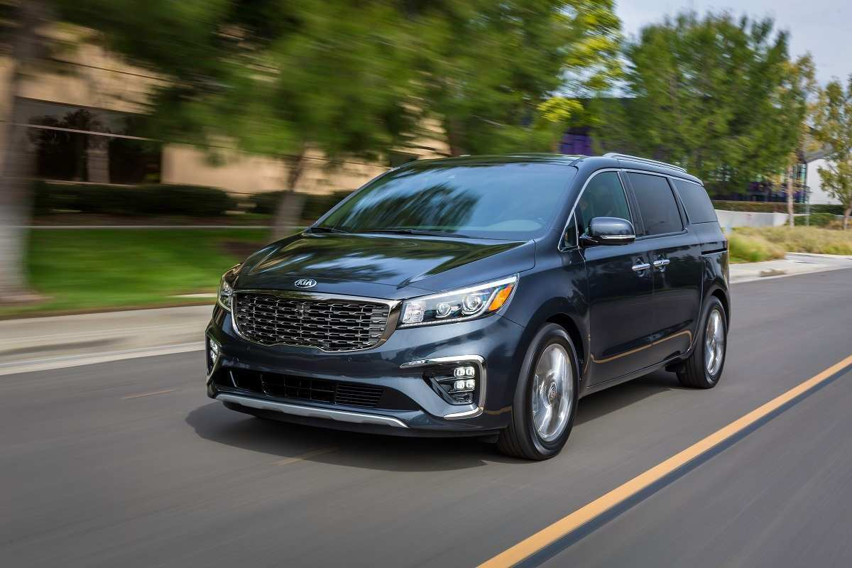 13 Concept of The Kia Minivan 2019 Exterior Exterior by The Kia Minivan 2019 Exterior