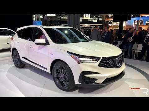 13 Gallery of Best Acura Rdx 2018 Vs 2019 New Release Interior with Best Acura Rdx 2018 Vs 2019 New Release