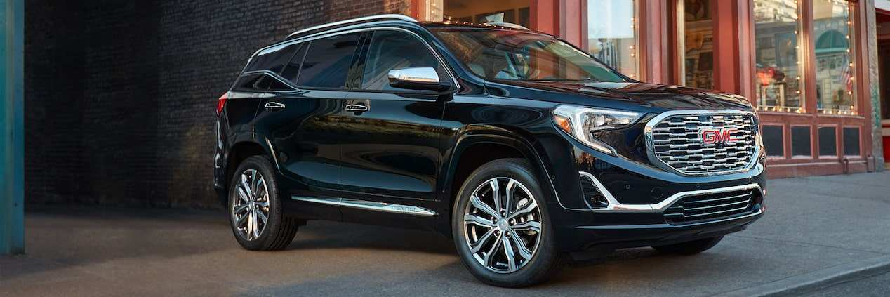 13 Gallery of New Colors For 2019 Gmc Terrain Concept Redesign And Review Photos with New Colors For 2019 Gmc Terrain Concept Redesign And Review