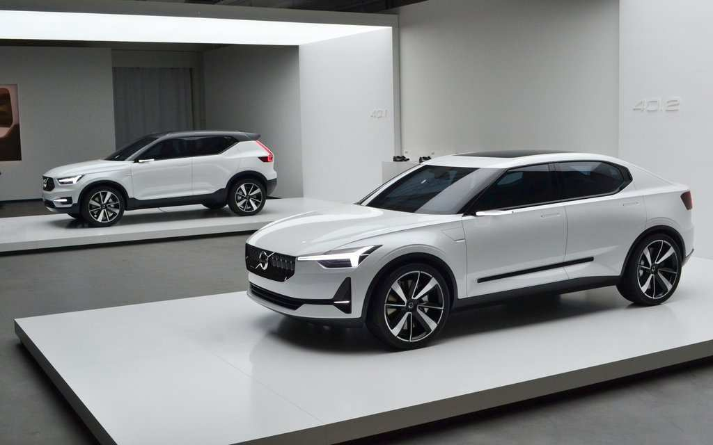 13 Gallery of New Volvo Xc40 2019 Release Interior for New Volvo Xc40 2019 Release