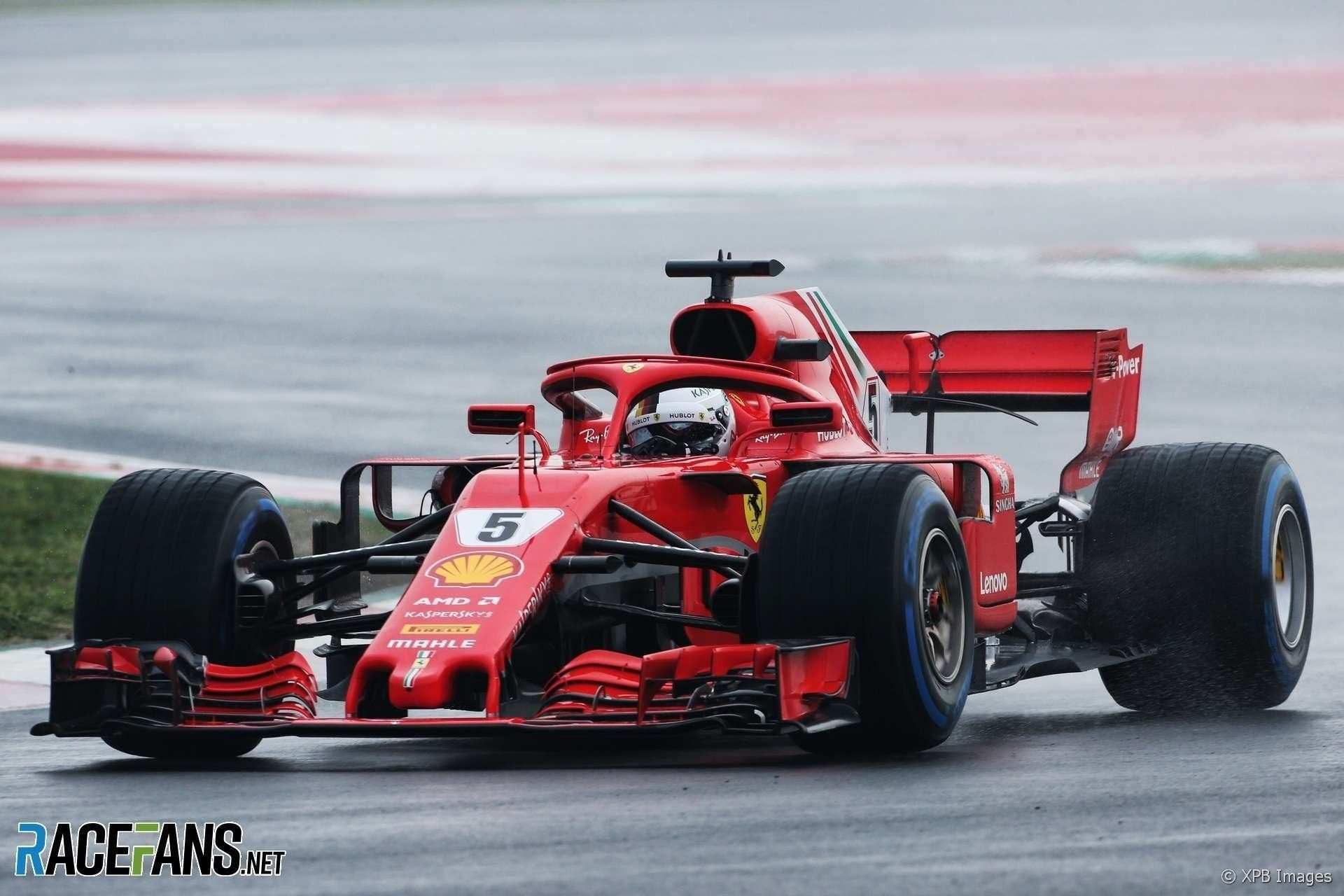 13 Gallery of Vettel Ferrari 2019 Spy Shoot Redesign and Concept for Vettel Ferrari 2019 Spy Shoot