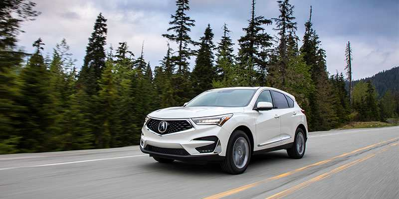 13 Great Acura 2019 Crossover First Drive Redesign and Concept for Acura 2019 Crossover First Drive