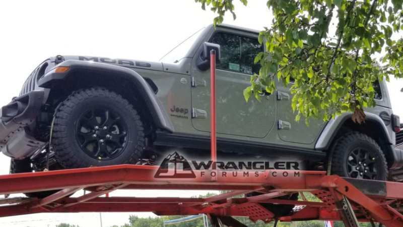 13 Great The When Can You Order 2019 Jeep Wrangler Spy Shoot Redesign by The When Can You Order 2019 Jeep Wrangler Spy Shoot