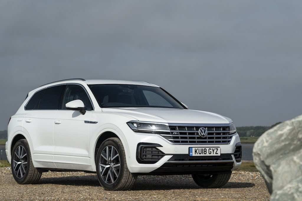 13 Great Volkswagen Touareg 2019 Off Road Specs Overview for Volkswagen Touareg 2019 Off Road Specs