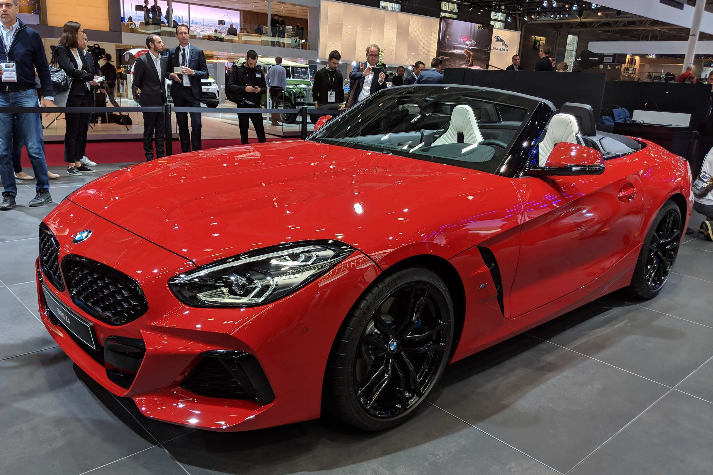 13 The Best Bmw New Z4 2019 New Release Exterior with Best Bmw New Z4 2019 New Release
