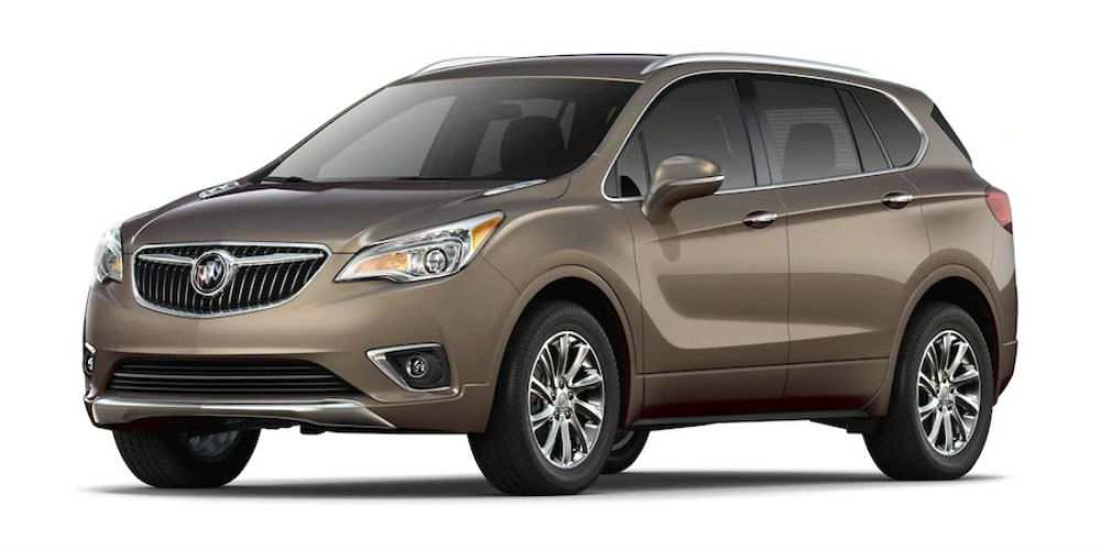 13 The Buick Envision 2019 Colors Price Redesign with Buick Envision 2019 Colors Price