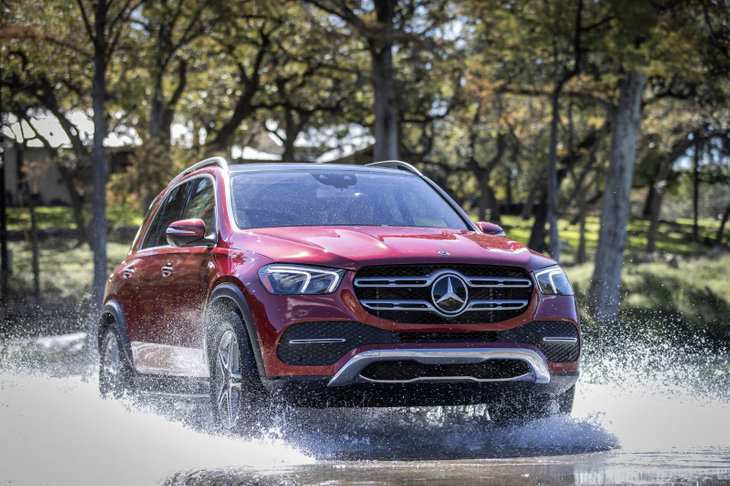 13 The Mercedes 2019 Gle Engine Concept by Mercedes 2019 Gle Engine