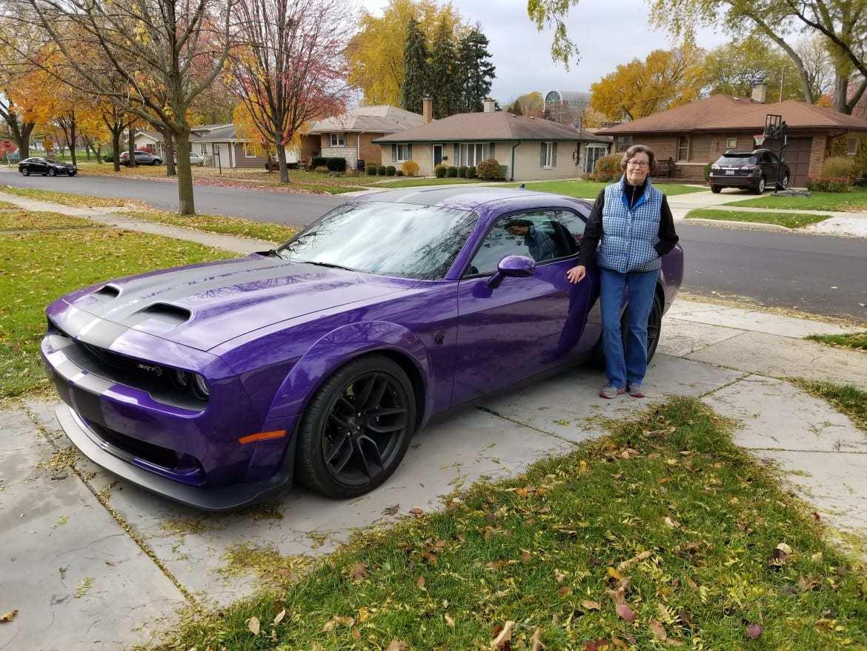 13 The New Dodge 2019 Challenger Hellcat Exterior Review with New Dodge 2019 Challenger Hellcat Exterior