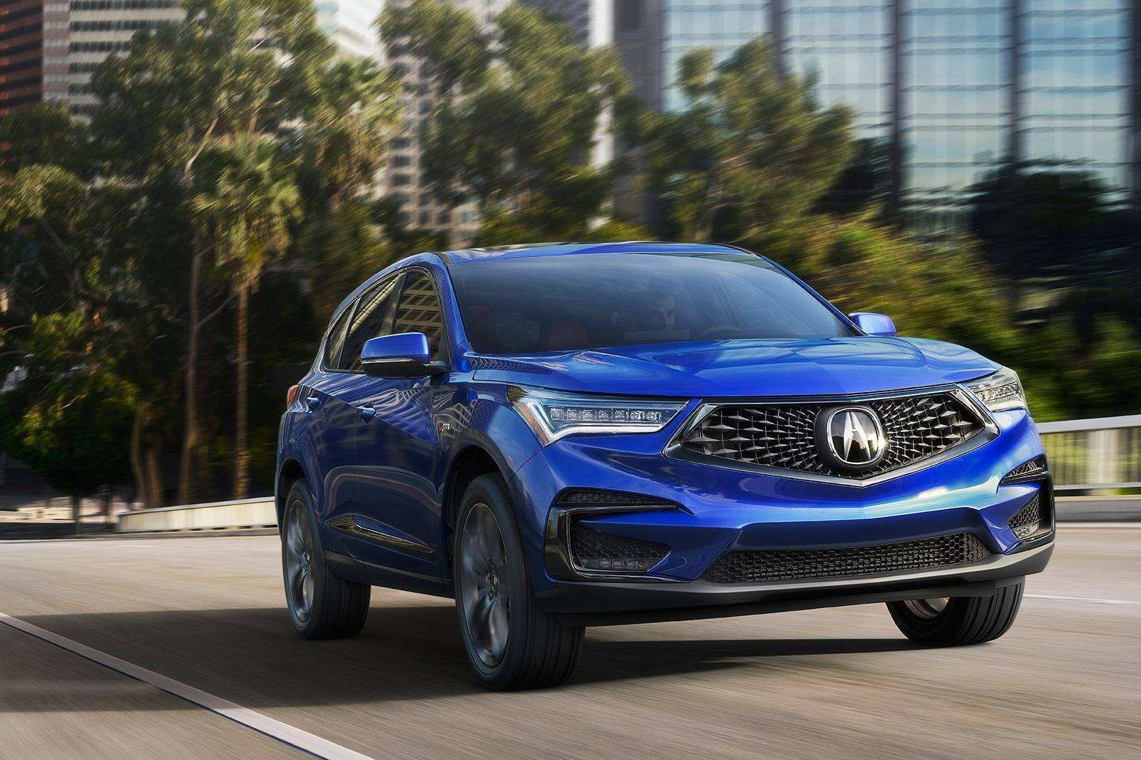 13 The The 2019 Acura Rdx Edmunds Review And Price Engine for The 2019 Acura Rdx Edmunds Review And Price