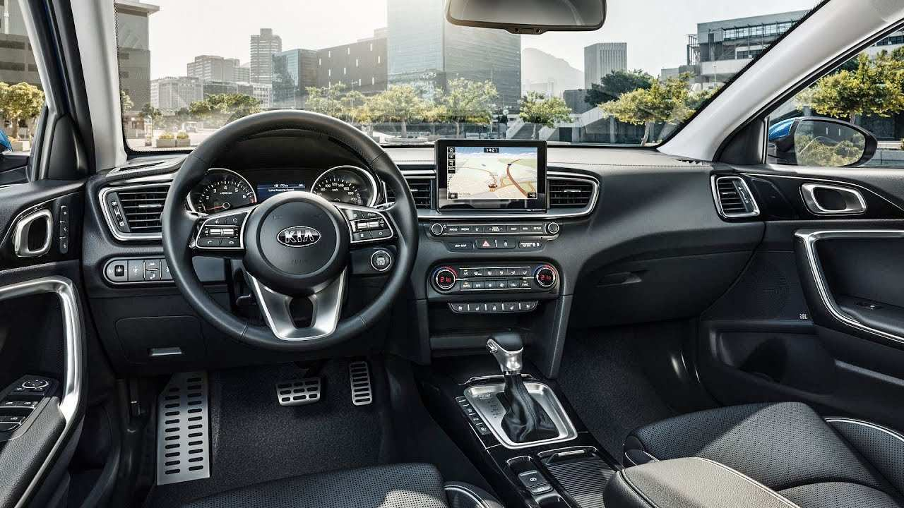 14 All New The Kia Ceed 2019 Interior Interior Exterior And Review Redesign for The Kia Ceed 2019 Interior Interior Exterior And Review