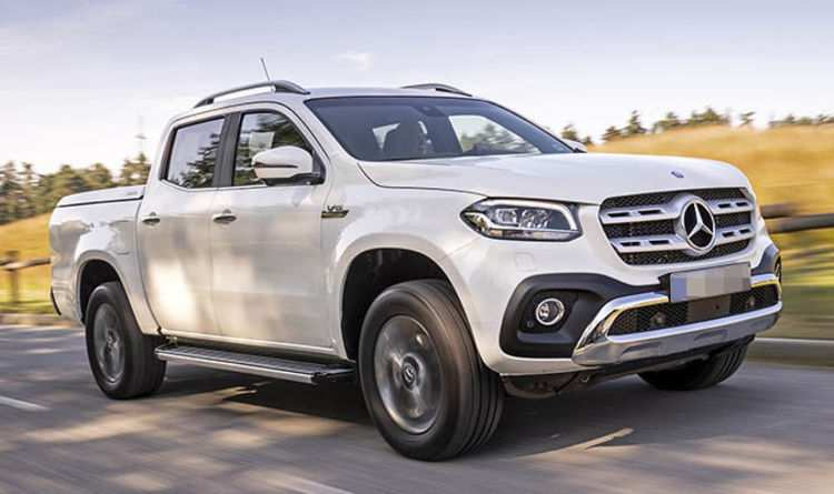 14 Best Review 2019 Mercedes X Class Pickup Truck Release Date Wallpaper by 2019 Mercedes X Class Pickup Truck Release Date