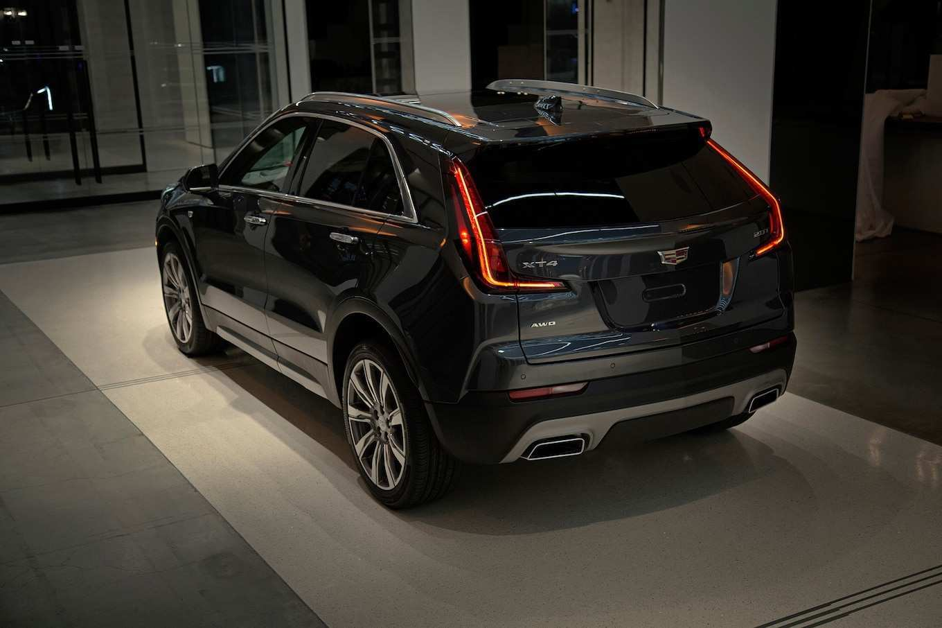 14 Best Review New Cadillac Xt4 2019 Images Engine Style with New Cadillac Xt4 2019 Images Engine