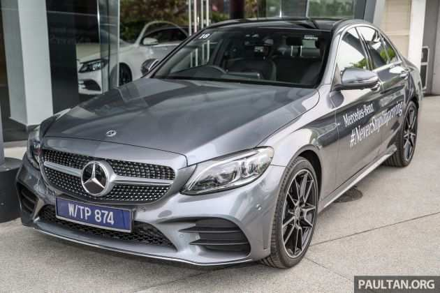 14 Concept of 2019 Mercedes C Class Facelift Price Specs for 2019 Mercedes C Class Facelift Price