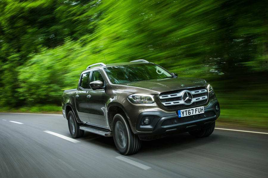 14 Concept of 2019 Mercedes X Class Pickup Truck Release Date Configurations with 2019 Mercedes X Class Pickup Truck Release Date