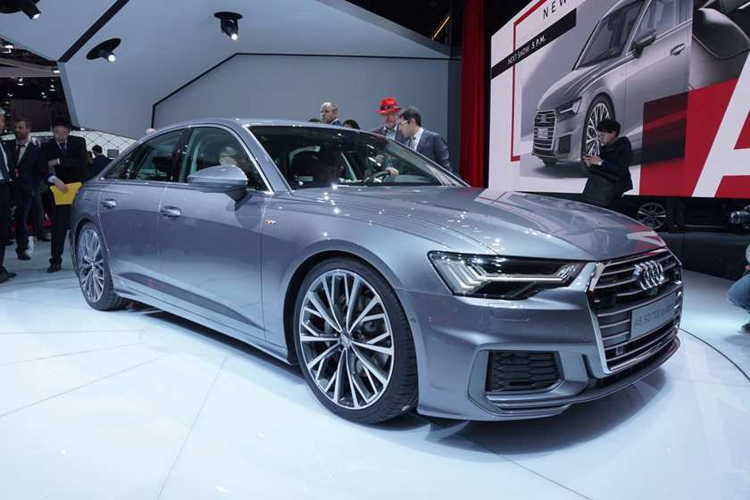 14 Concept of Audi A6 2019 Geneva Review Exterior and Interior for Audi A6 2019 Geneva Review