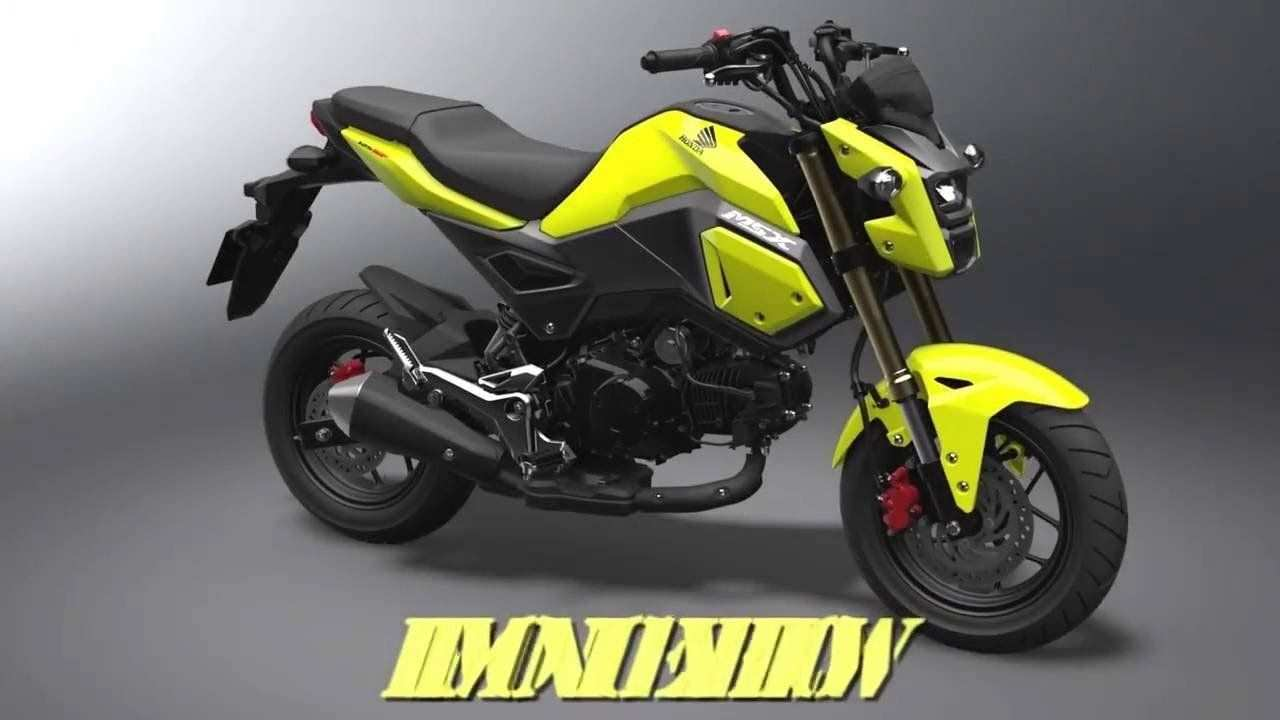 14 Concept of The 2019 Honda Grom Top Speed Spy Shoot Performance and New Engine with The 2019 Honda Grom Top Speed Spy Shoot