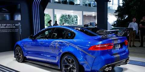 14 Gallery of 2019 Jaguar Xe Svr Redesign with 2019 Jaguar Xe Svr