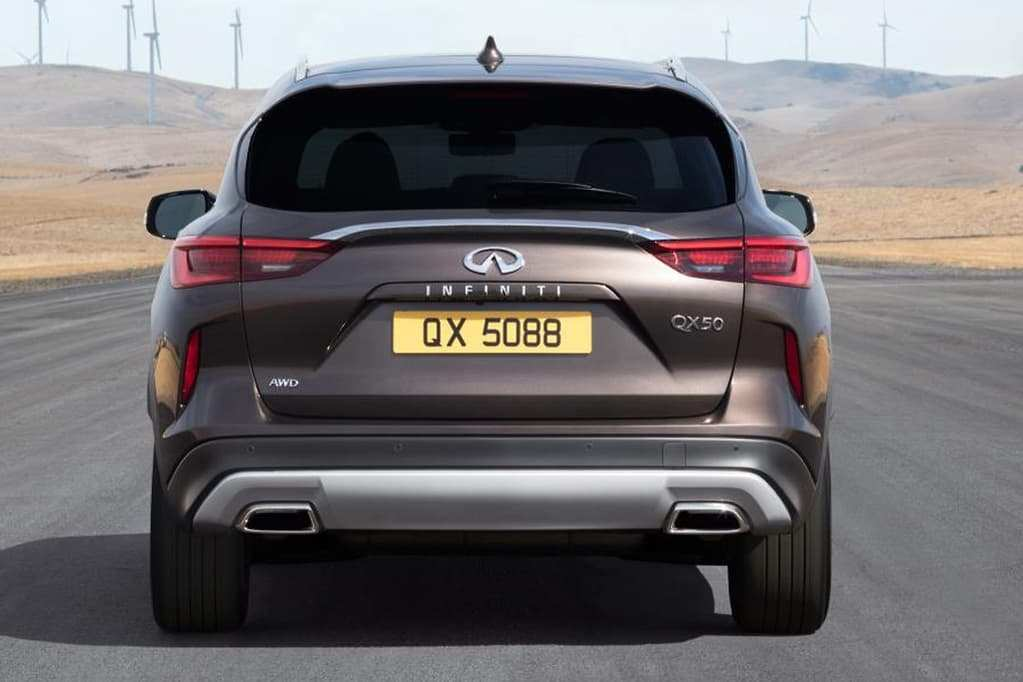 14 Gallery of Best Infiniti Qx50 2019 Trunk Space Price Reviews for Best Infiniti Qx50 2019 Trunk Space Price