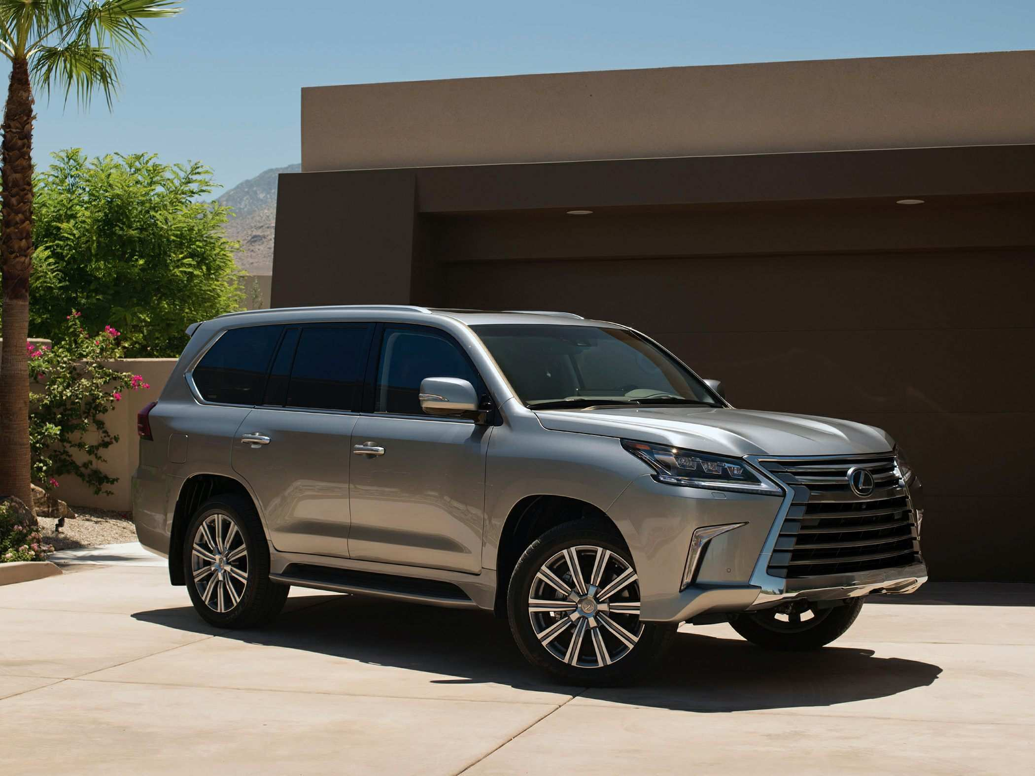 14 Gallery of The Lexus 2019 Lx Redesign And Price History with The Lexus 2019 Lx Redesign And Price