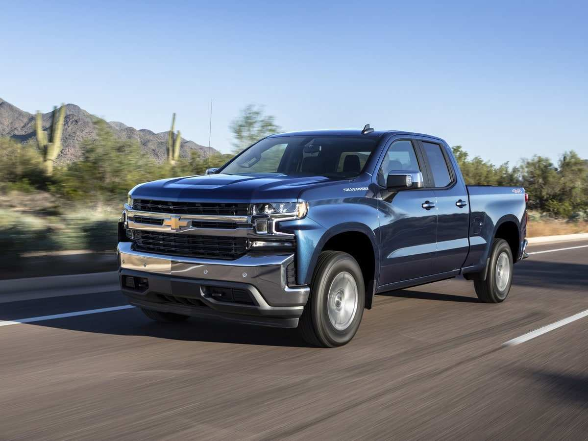 14 Great New Gmc 2019 Silverado Review Release for New Gmc 2019 Silverado Review
