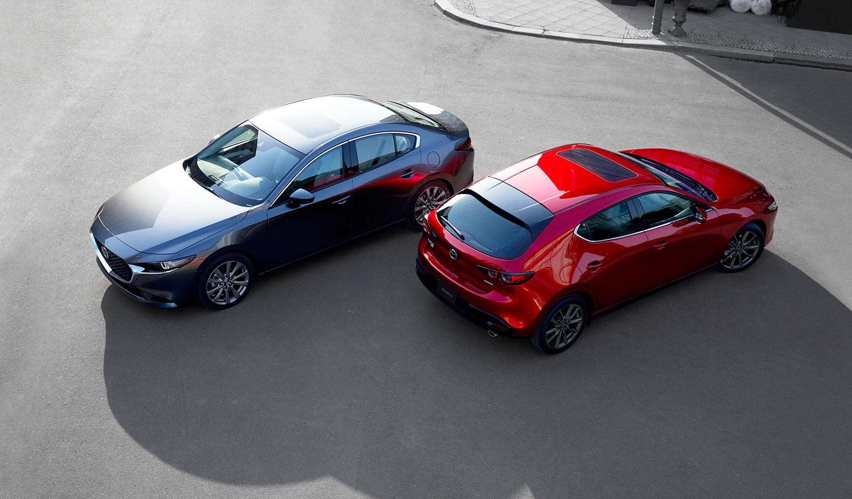 14 Great New Mazda 3 2019 Spy Interior Redesign with New Mazda 3 2019 Spy Interior