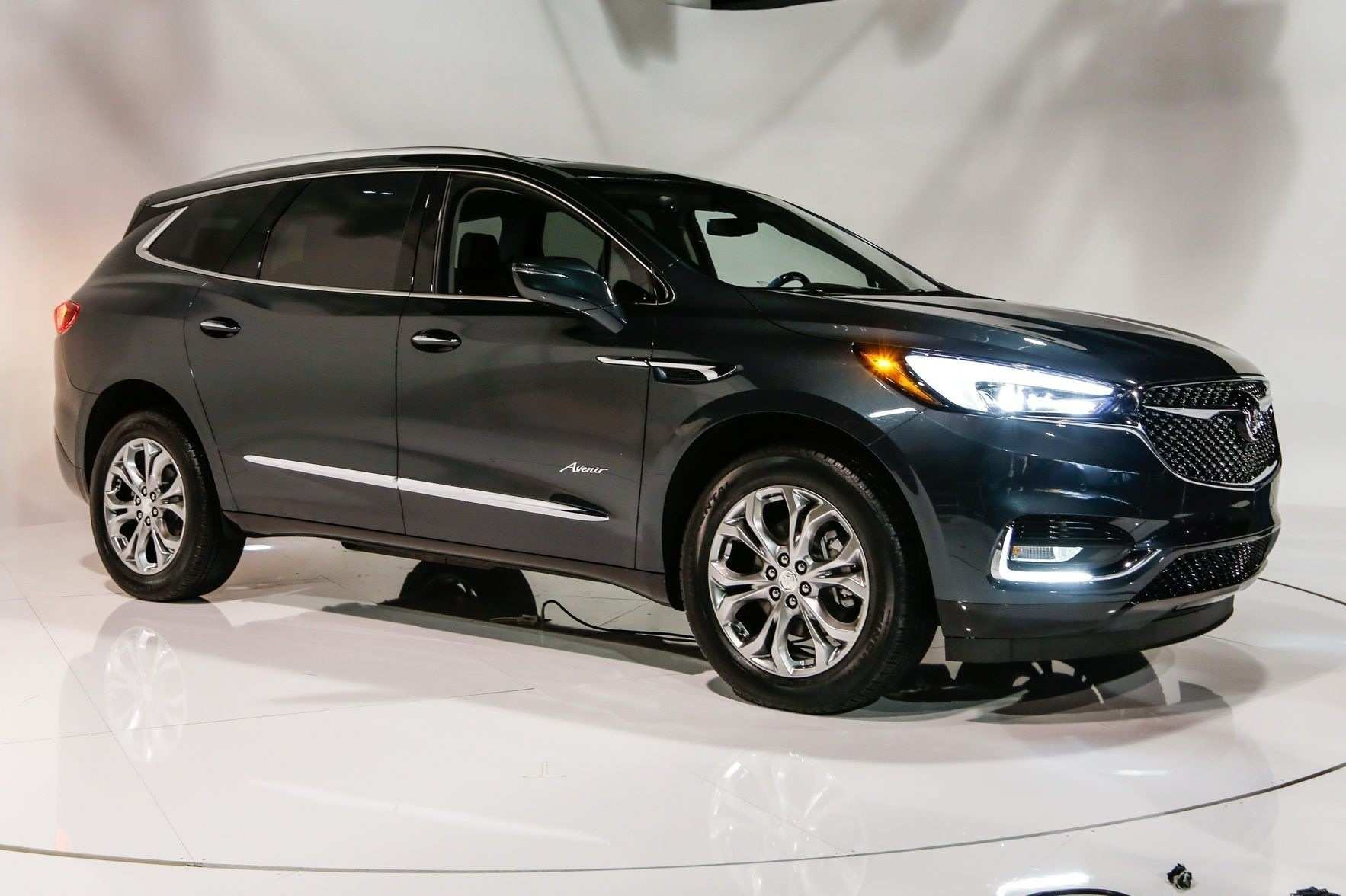 14 Great The 2019 Buick Enclave Wheelbase Review Concept with The 2019 Buick Enclave Wheelbase Review