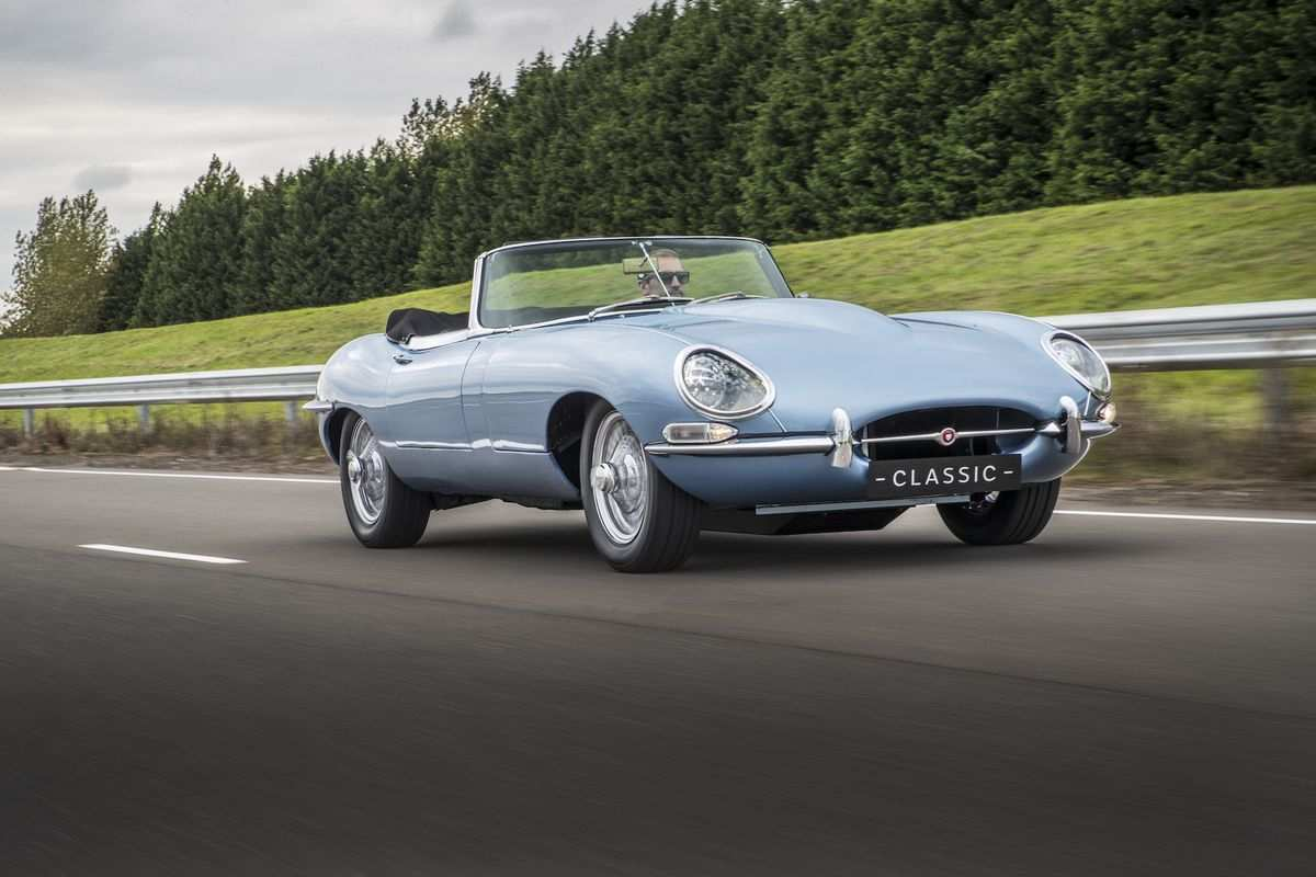 14 New Jaguar E Type 2019 Performance and New Engine for Jaguar E Type 2019