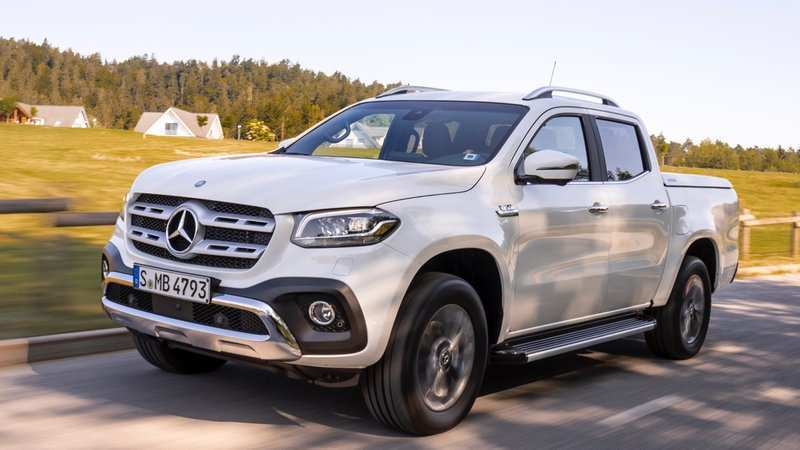14 New New 2019 Mercedes X Class Release Date And Specs Photos by New 2019 Mercedes X Class Release Date And Specs