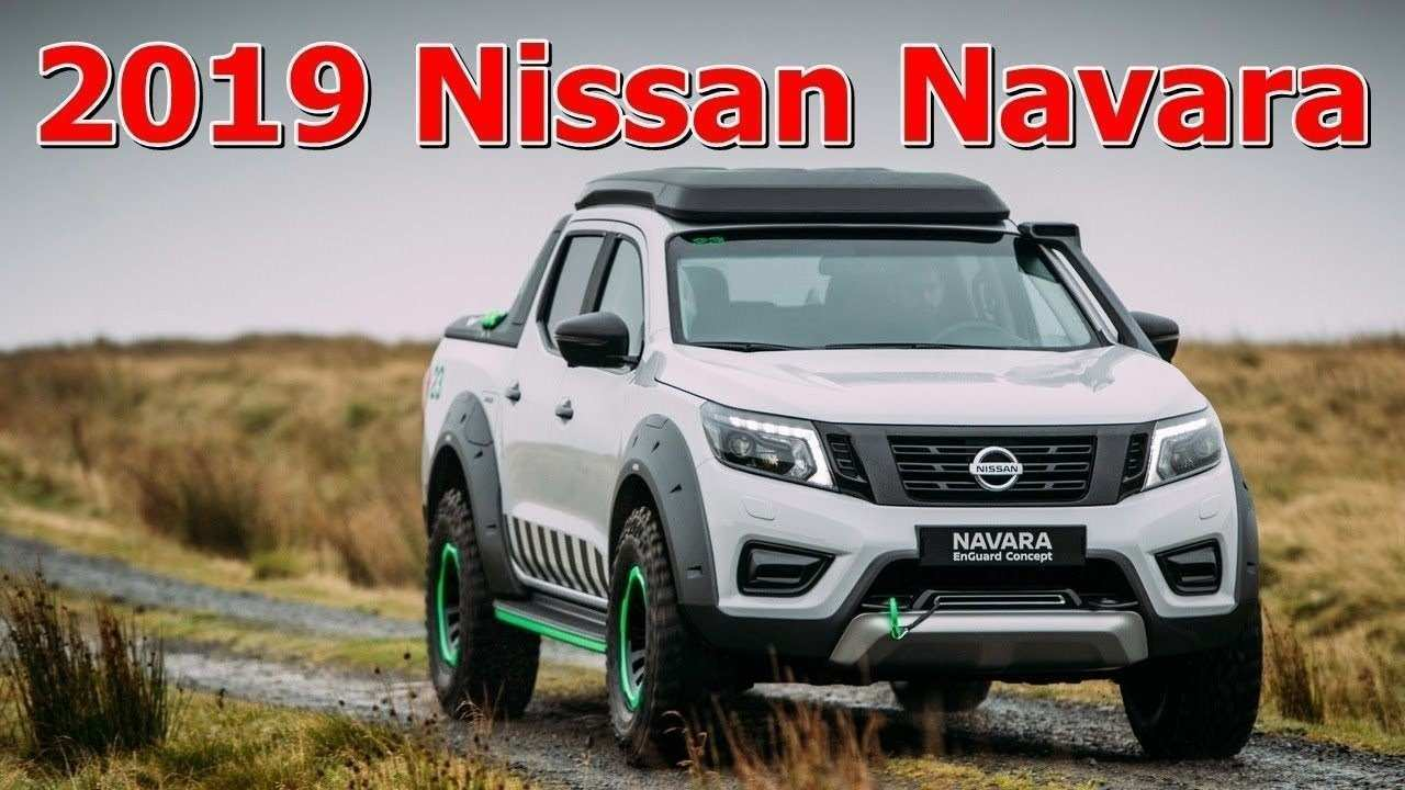14 New Nissan Navara 2019 Facelift Rumors Speed Test with Nissan Navara 2019 Facelift Rumors