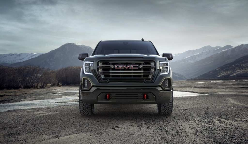 14 New The 2019 Gmc Sierra Images Performance New Review by The 2019 Gmc Sierra Images Performance