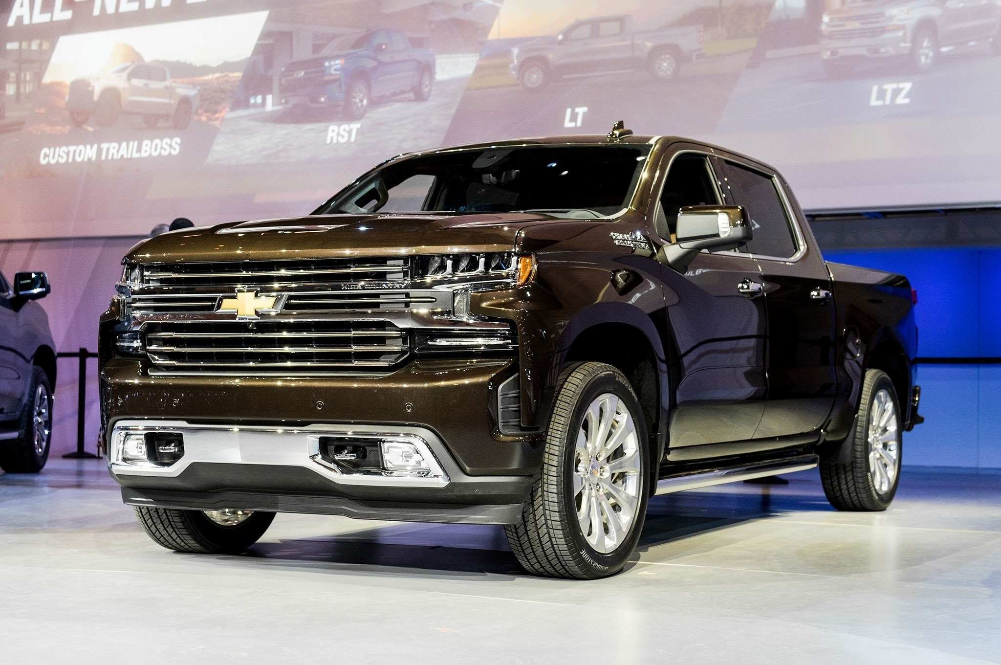 14 The New Chevrolet 2019 Tahoe Concept First Drive for New Chevrolet 2019 Tahoe Concept