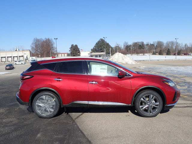 14 The New Murano Nissan 2019 Picture Exterior with New Murano Nissan 2019 Picture