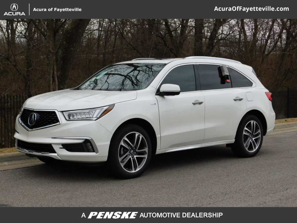 14 The The Acura Hybrid Suv 2019 New Engine Price for The Acura Hybrid Suv 2019 New Engine