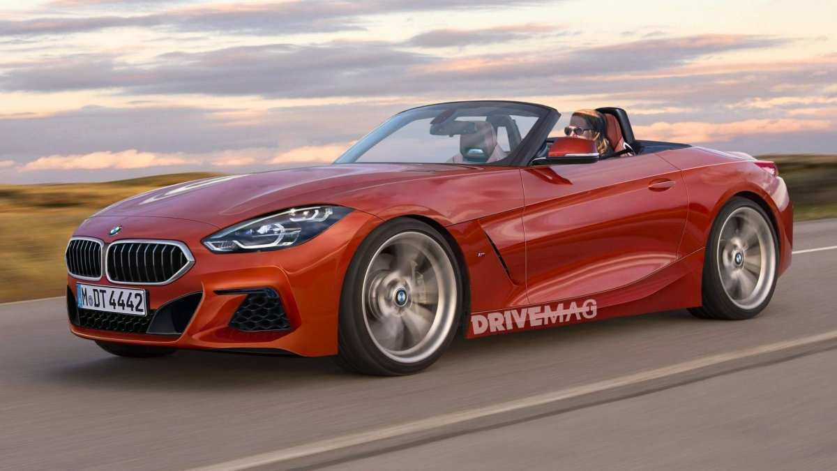 15 All New Bmw Hardtop Convertible 2019 Exterior Spesification with Bmw Hardtop Convertible 2019 Exterior