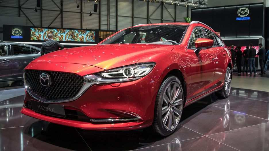 15 All New Mazda 6 2019 Europe Concept Redesign And Review Configurations for Mazda 6 2019 Europe Concept Redesign And Review