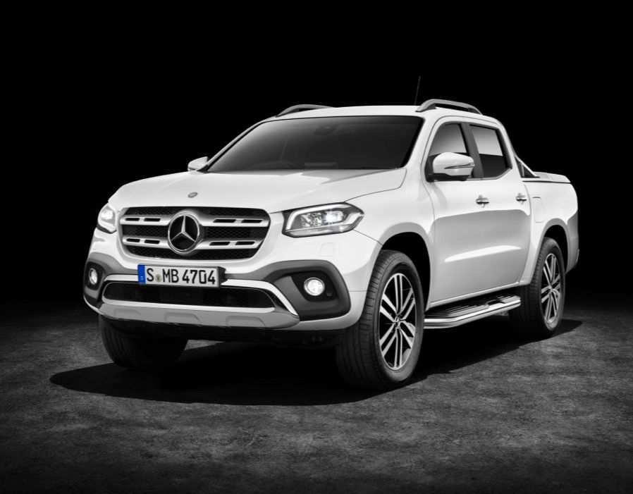 15 Best Review 2019 Mercedes X Class Pickup Truck Release Date Review for 2019 Mercedes X Class Pickup Truck Release Date