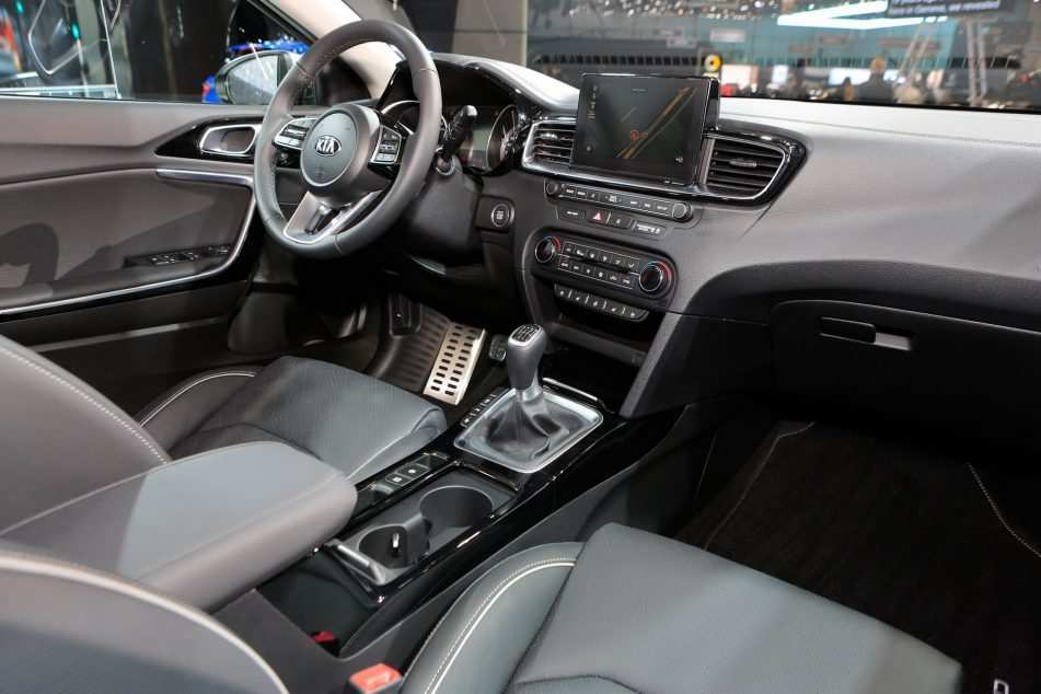15 Best Review The Kia Ceed 2019 Interior Interior Exterior And Review Release Date for The Kia Ceed 2019 Interior Interior Exterior And Review