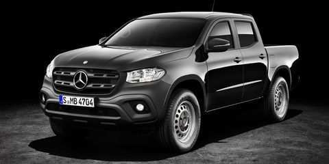 15 Concept of 2019 Mercedes X Class Pickup Truck Release Date Picture for 2019 Mercedes X Class Pickup Truck Release Date