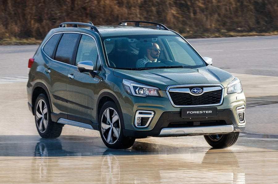 15 Concept of 2019 Subaru Hybrid Forester Performance Engine for 2019 Subaru Hybrid Forester Performance