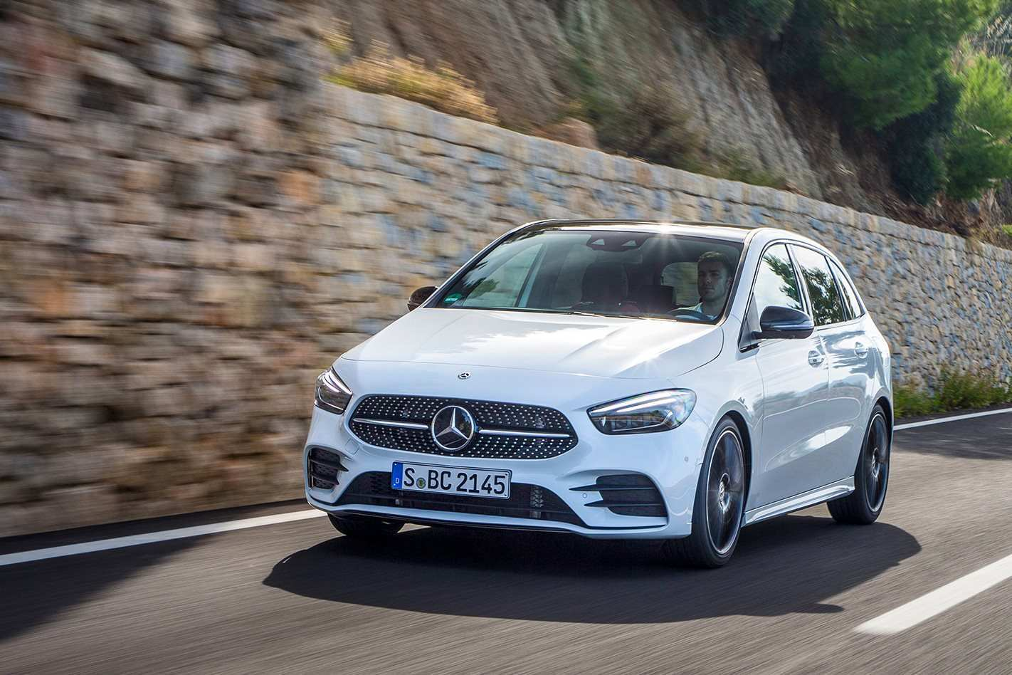 15 Concept of Best Mercedes Benz B Klasse 2019 Interior Exterior And Review Reviews with Best Mercedes Benz B Klasse 2019 Interior Exterior And Review