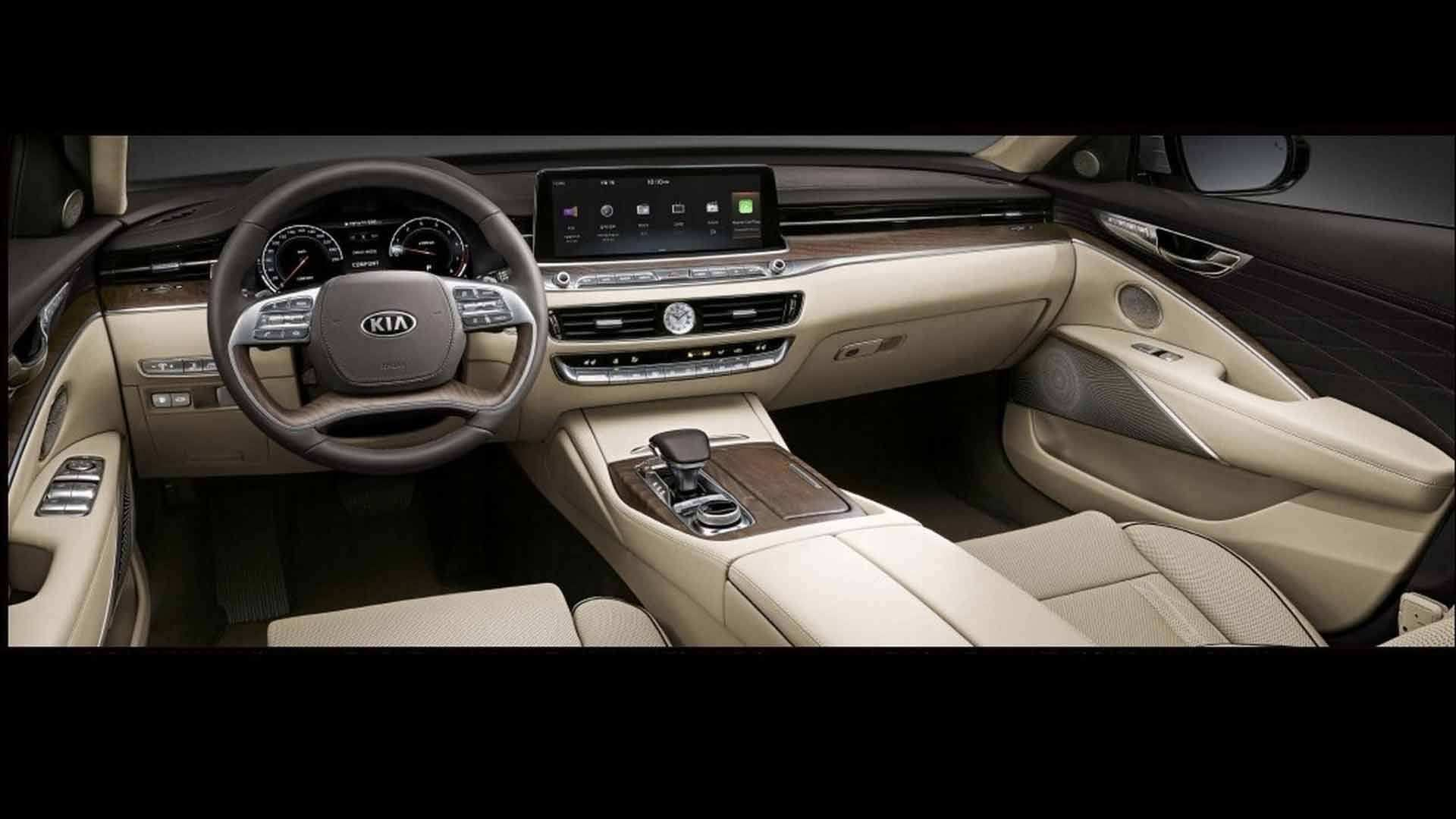 15 Concept of New Kia Quoris 2019 Specs First Drive Research New with New Kia Quoris 2019 Specs First Drive