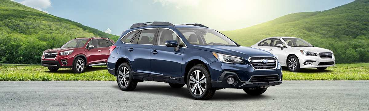 15 Gallery of 2019 Subaru Lineup Redesign for 2019 Subaru Lineup